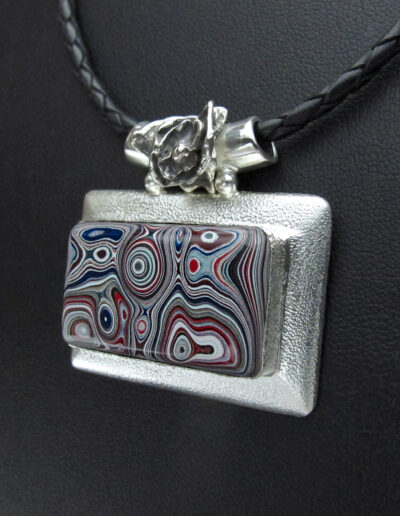 Stainless-Steel-and-Motor-Agate-Fordite-Necklace-1565-2