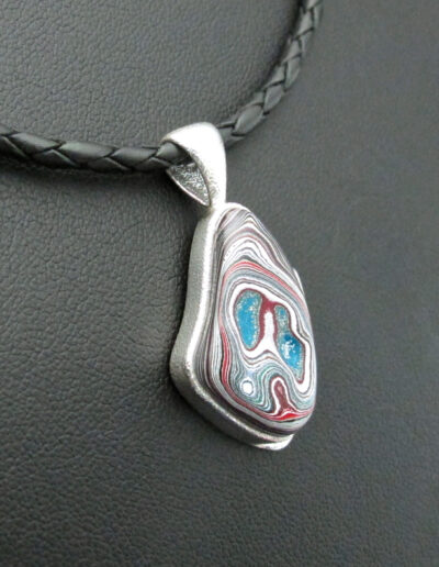 Sterling-Silver-Leather-and-Motor-Agate-Fordite-Necklace-1714-2