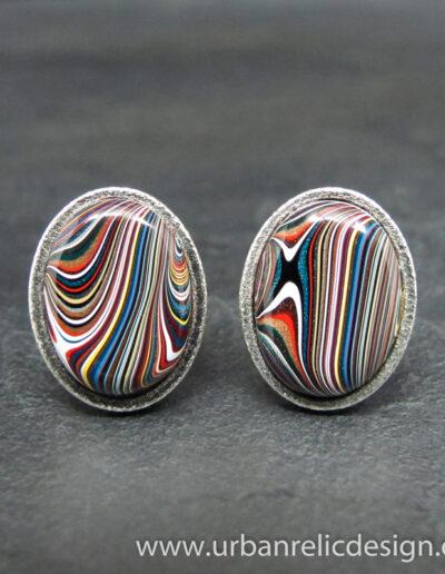 Sterling-Silver-_-Motor-Agate-Fordite-Cufflinks-1757