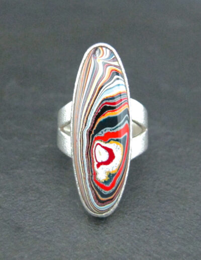 Sterling-Silver-_-Motor-Agate-Fordite-Heavy-Large-Oval-Ring-1582-1