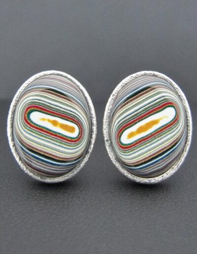 Sterling-Silver-_-Motor-Agate-Fordite-Oval-Cufflinks-1529