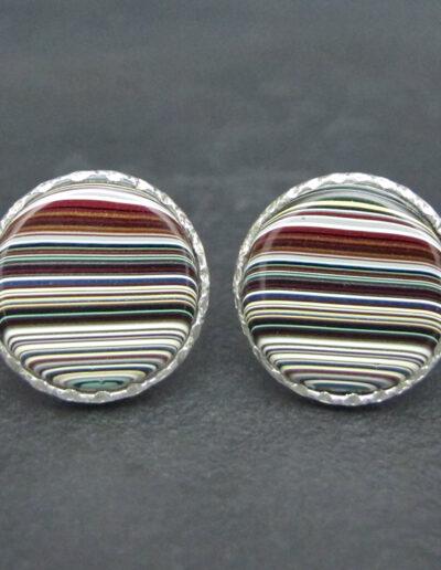 Sterling-Silver-_-Motor-Agate-Fordite-Round-Cufflinks-1551