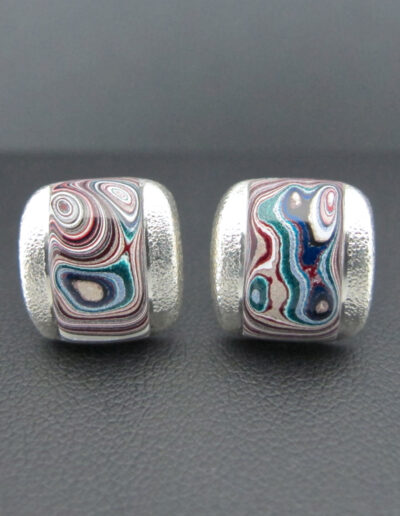 Sterling-Silver-_-Motor-Agate-Fordite-Small-Square-Cufflinks-1540-1