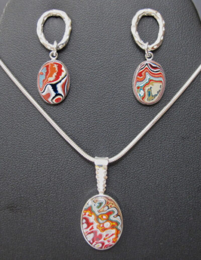 Sterling-Silver-and-Motor-Agate-Fordite-Earrings-1187-1
