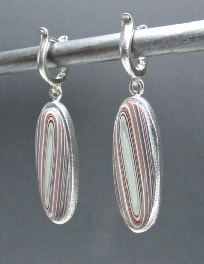 Sterling-Silver-and-Motor-Agate-Fordite-Earrings-1549-1