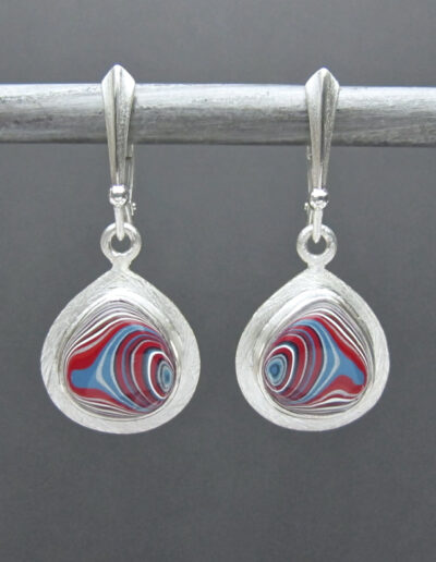 Sterling-Silver-and-Motor-Agate-Fordite-Earrings-1556-1
