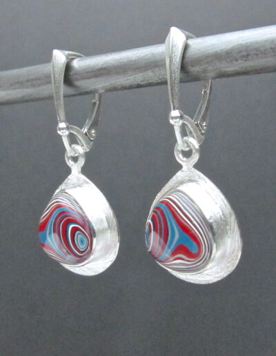 Sterling-Silver-and-Motor-Agate-Fordite-Earrings-1556-2
