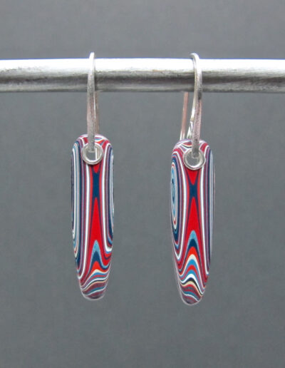 Sterling-Silver-and-Motor-Agate-Fordite-Earrings-1652-1