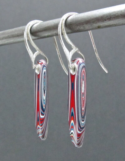 Sterling-Silver-and-Motor-Agate-Fordite-Earrings-1652-2