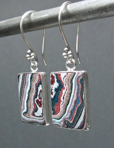 Sterling-Silver-and-Motor-Agate-Fordite-Earrings-1671-2