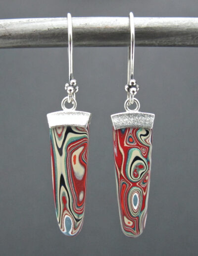 Sterling-Silver-and-Motor-Agate-Fordite-Earrings-1682-1