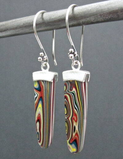 Sterling-Silver-and-Motor-Agate-Fordite-Earrings-1682-4