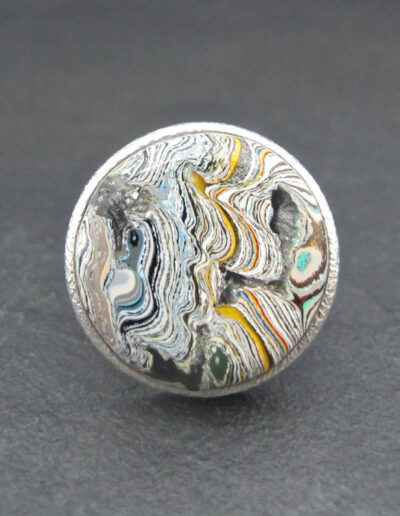 Sterling-Silver-and-Motor-Agate-Fordite-Large-Round-Ring-1464-1