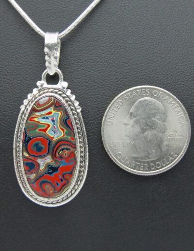 Sterling-Silver-and-Motor-Agate-Fordite-Necklace-1411-4