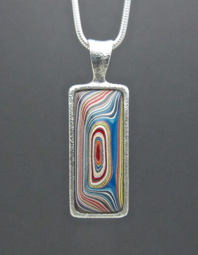 Sterling-Silver-and-Motor-Agate-Fordite-Necklace-1471-1