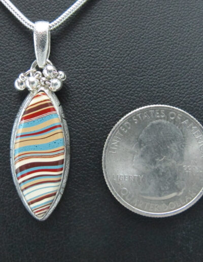 Sterling-Silver-and-Motor-Agate-Fordite-Necklace-1519-4