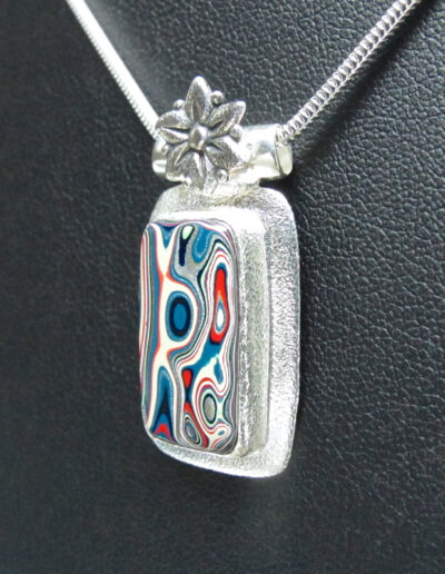 Sterling-Silver-and-Motor-Agate-Fordite-Necklace-1526-2