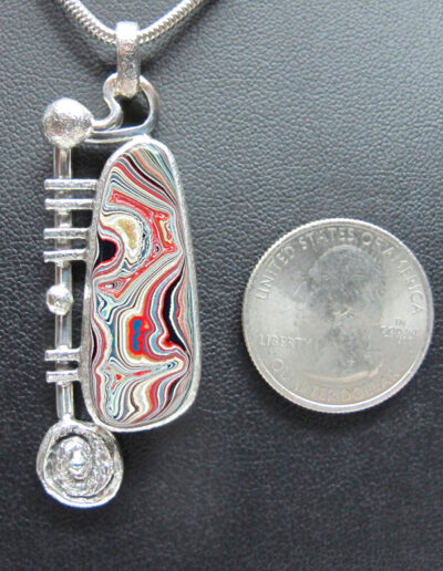 Sterling-Silver-and-Motor-Agate-Fordite-Necklace-1578-5