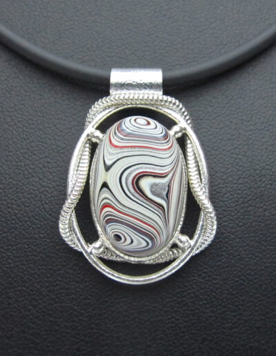 Sterling-Silver-and-Motor-Agate-Fordite-Necklace-1606-1