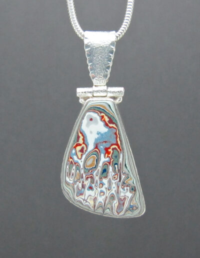 Sterling-Silver-and-Motor-Agate-Fordite-Necklace-1613-1