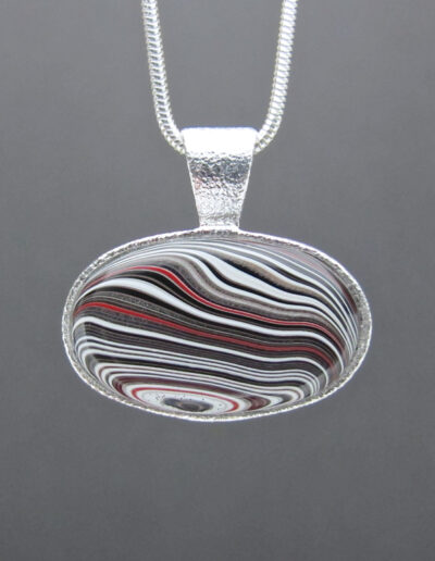 Sterling-Silver-and-Motor-Agate-Fordite-Necklace-1636-1