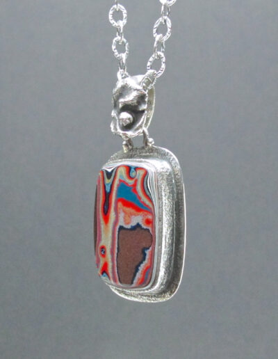Sterling-Silver-and-Motor-Agate-Fordite-Necklace-1643-4
