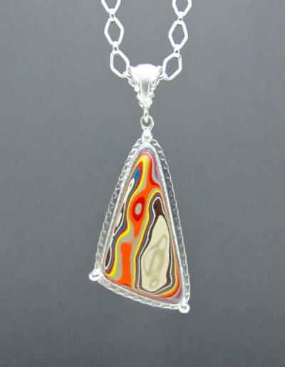 Sterling-Silver-and-Motor-Agate-Fordite-Necklace-1644-1