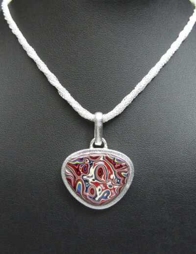 Sterling-Silver-and-Motor-Agate-Fordite-Necklace-1678-1