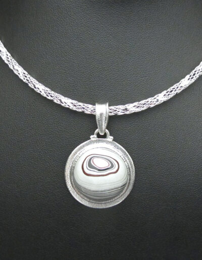 Sterling-Silver-and-Motor-Agate-Fordite-Necklace-1679-1