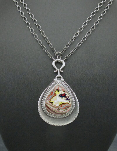 Sterling-Silver-and-Motor-Agate-Fordite-Necklace-1681-1