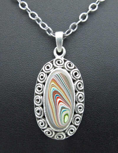Sterling-Silver-and-Motor-Agate-Fordite-Necklace-1693-3