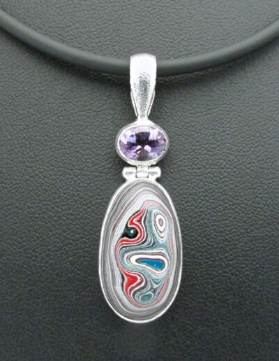 Sterling-Silver-and-Motor-Agate-Fordite-Necklace-1730-1