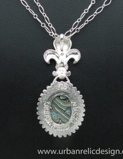 Sterling-Silver-and-Motor-Agate-Fordite-Necklace-1766-6