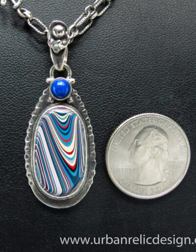 Sterling-Silver-and-Motor-Agate-Fordite-Necklace-1769-5