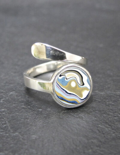 Sterling-Silver-and-Motor-Agate-Fordite-Ring-1258