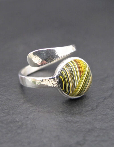 Sterling-Silver-and-Motor-Agate-Fordite-Ring-1349
