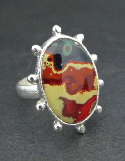 Sterling-Silver-and-Motor-Agate-Fordite-Ring-1486-3