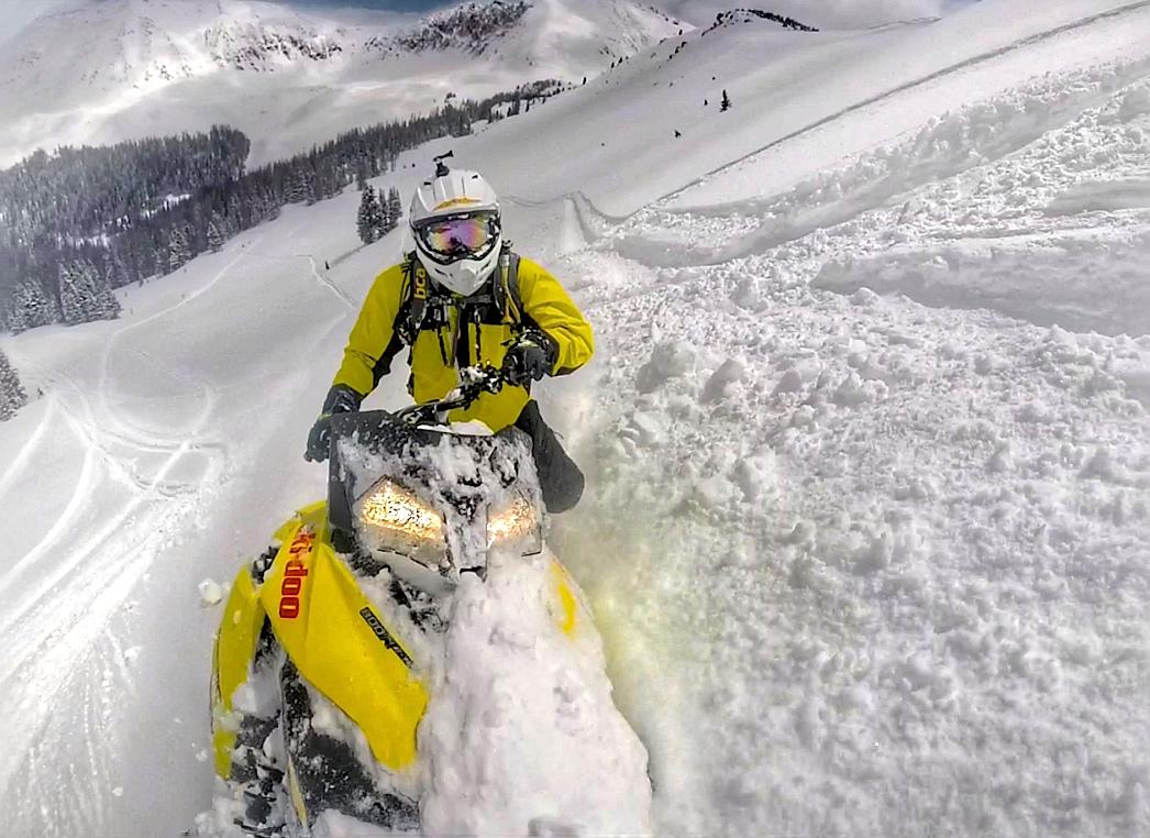 Snowmobile Level 1