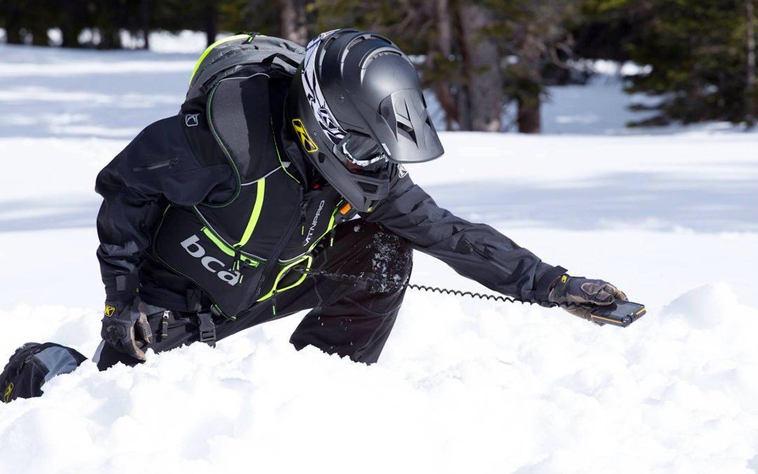 Snowmobile Avalanche Rescue, December 12th 2020