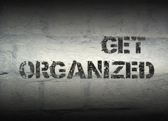 Tips to organize