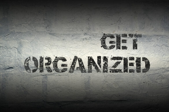 Tips to organize