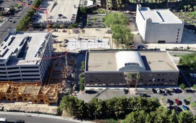 Project Update: Elysian @ Hughes Center