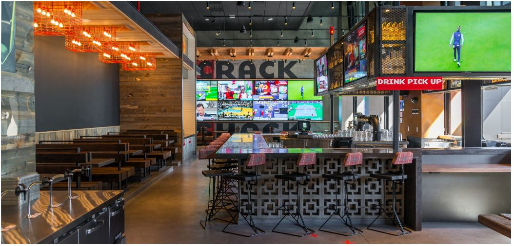 Completed Project: The Crack Shack @ Park MGM