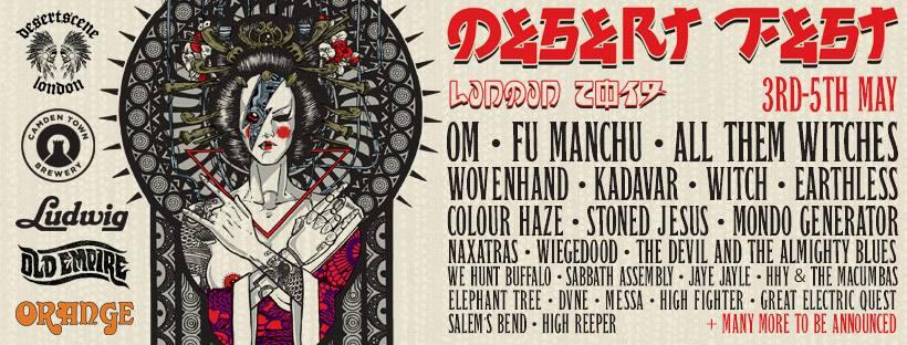 Desert Fest London