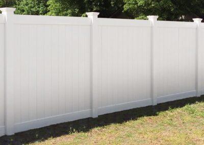 vinyl privacy fencing waycross