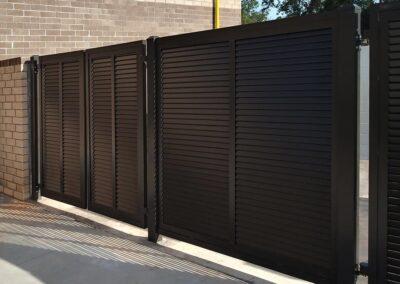 shutter gates