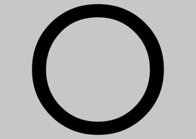 antebellum fence top - ring
