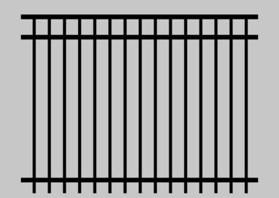 Antebellum Fence Emily