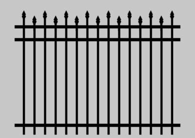 Antebellum Fence Madison
