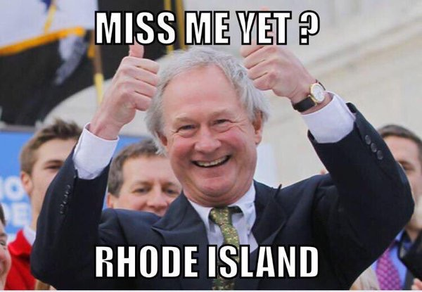 Is Raimondo worse than Chafee?